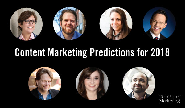 VioPro Marketing Vancouver Content-Marketing-Predictions-2018 Content Conversations: Content Marketing Predictions for 2018