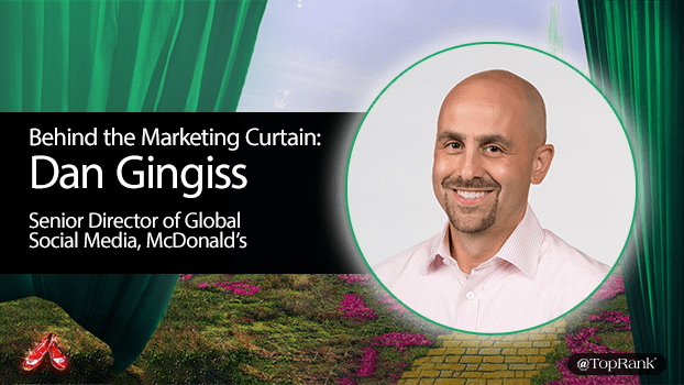 Behind the Marketing Curtain with Dan Gingiss