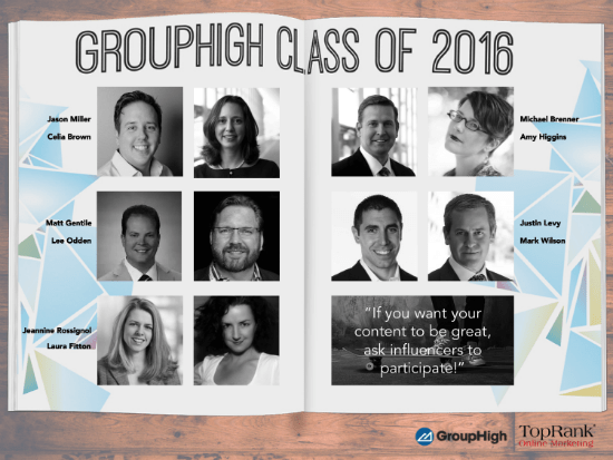 GroupHigh Influencers