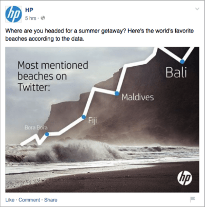 HP Facebook