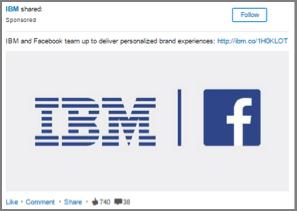 IBM Facebook