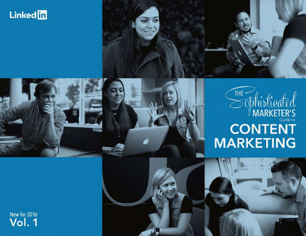 Sophisticated Marketer's Guide to Content Marketing