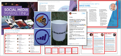 Marketo Influencer Project