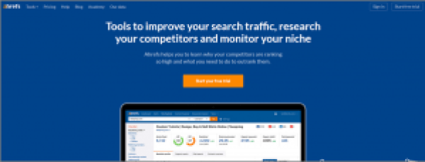 Ahrefs for Content Marketing Research