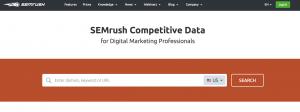 SEMRush Cyber Monday Deal