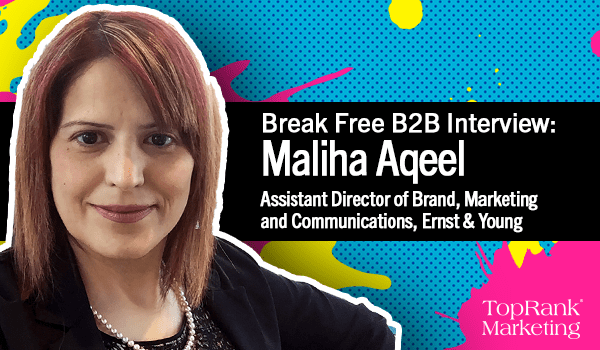 Maliha Aqeel Break Free B2B Interview
