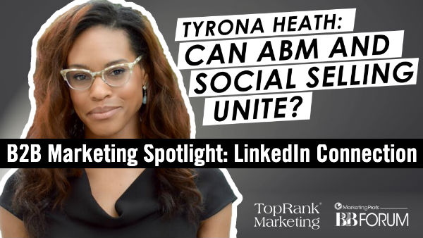Ty Heath Interview B2B Marketing