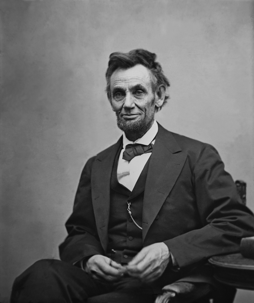 Abraham Lincoln, President and Storyteller
