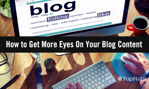 Tips for Better Blog Content Promotion