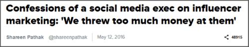 confessions of a social media executive