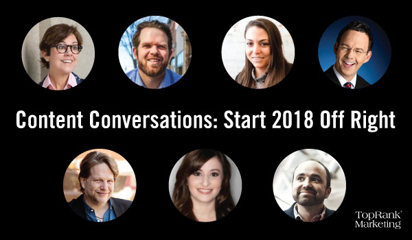 VioPro Marketing Vancouver content-conversations-part-2 Content Conversations: How to Hit the Ground Running in 2018