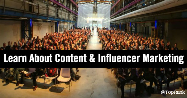 Learn Content Influencer marketing