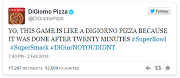 Real-Time Marketing, DiGiorno
