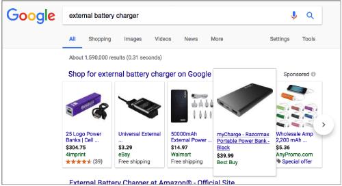External Battery Charger SERP