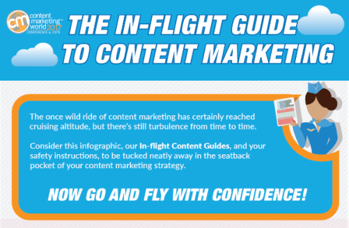 VioPro Marketing Vancouver in-flight-infographic-header-image Our Top 10 Content Marketing Posts of 2017