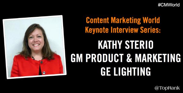 Kathy Sterio GE