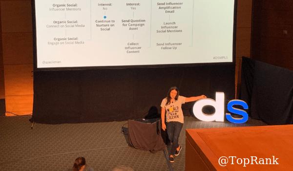 Ashley Zeckman Speaking at Digital Summit