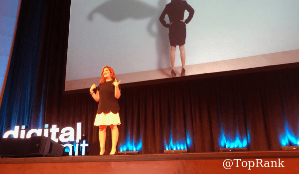 Randi Zuckerberg Speaks at DSMPLS