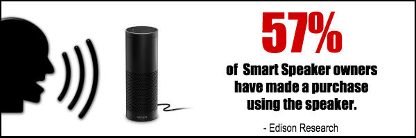 Smart Speaker Commerce