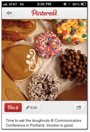 Voodoo Doughnuts Pinterest