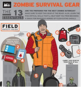 Content Marketing, Zombie Guide