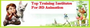 Top Training Institutes For 3D Animation In Gandhinagar-Gujarat