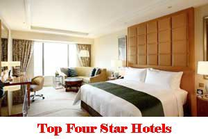 Top Four Star Hotels In Bangalore