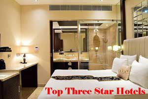 Top Three Star Hotels In Mumbai
