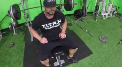 Featured Athlete Jim Smith Owner Titan Training 2