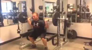 New Squats For Fitness Experts