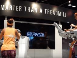 Octane Fitness Free Zero Runner IHRSA