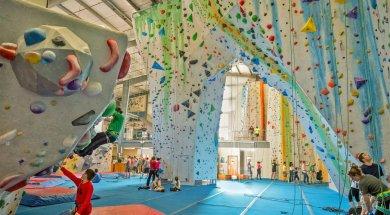 Central Rock Gym Massachusetts