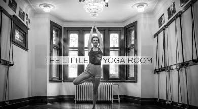 The Little Yoga Room