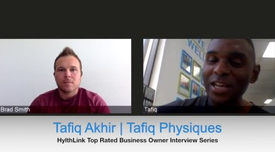 Tafiq Akhir Tafiq Physiques Top Rated Business Owner Interview Series 2