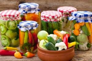 Improve Your Health With Fermented Food