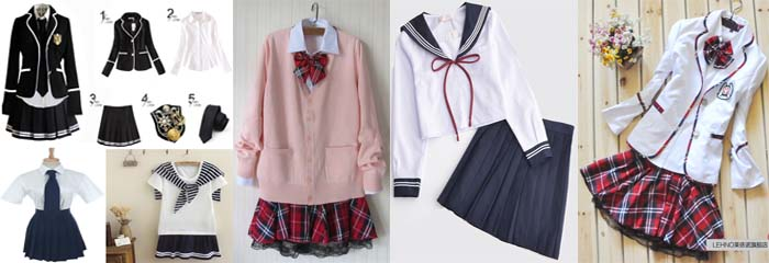 Best Japanese school uniform Cosplay Costume Reviews.
