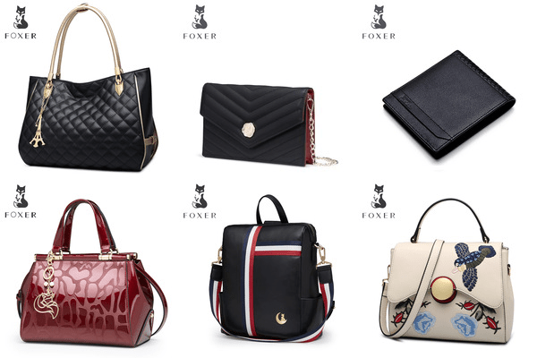 Foxer top Italian Aliexpress luxury brand bags review.