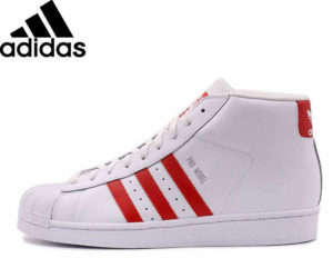 Original Adidas Superstar Leather Men's Skateboarding Shoes Sneakers