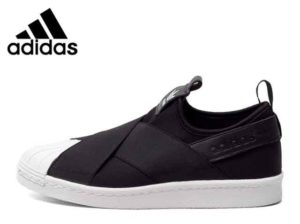 Original Adidas Superstar Women's Skateboarding Shoes Sneakers