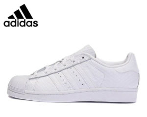 New Arrival Original Adidas Superstar Women's Skateboarding Shoes Sneakers