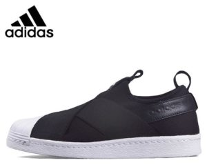 Original Adidas Superstar Classics Men's Skateboarding Shoes Sneakers