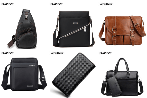 Vormor Aliexpress luxury brand bags review.