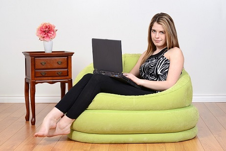 best bean bag chair for adults steel second hand top 10 chairs topreviewhut