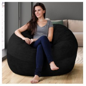 xl bean bag chair cushions for office desk chairs top 10 best adults topreviewhut xxl panda sleep