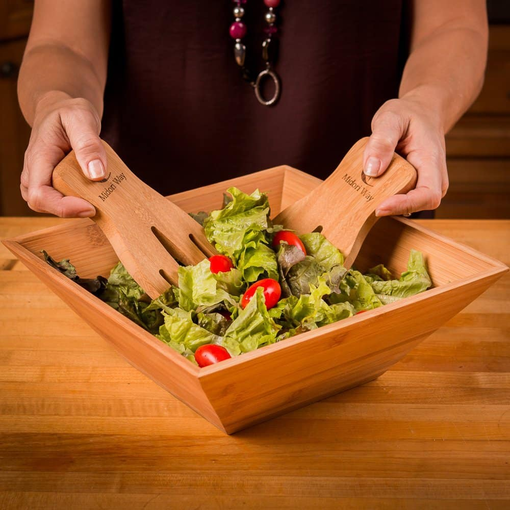 Top 10 Best Salad Bowls in 2018  TopReviewProducts