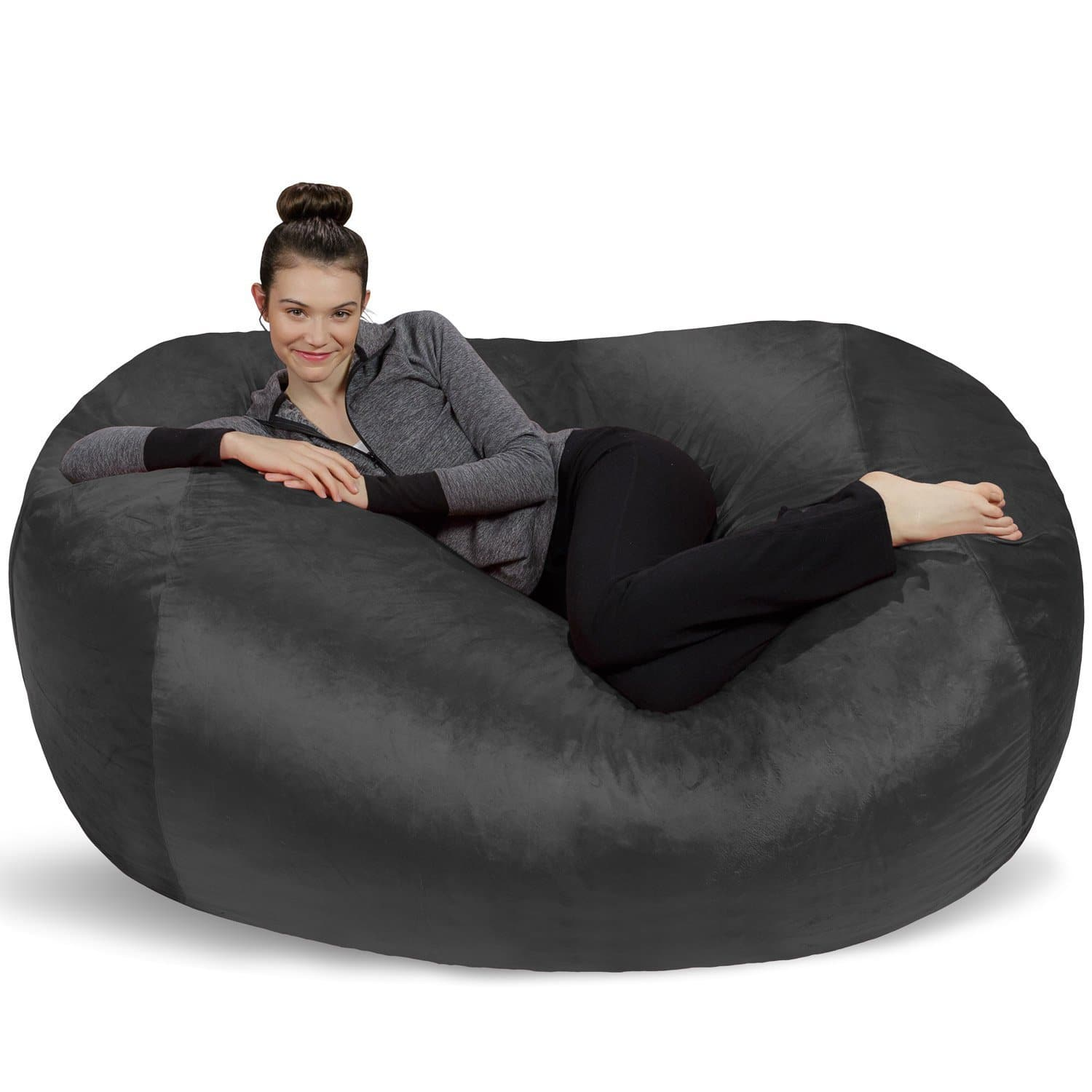 sofa sack reviews white leather top 10 best bean bag chairs in 2017 topreviewproducts