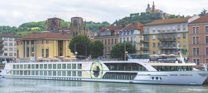 Tauck River, realiza una revisión y vuelve a lanzar sus barcos Jewel Class para la temporada de 2017 y 2018