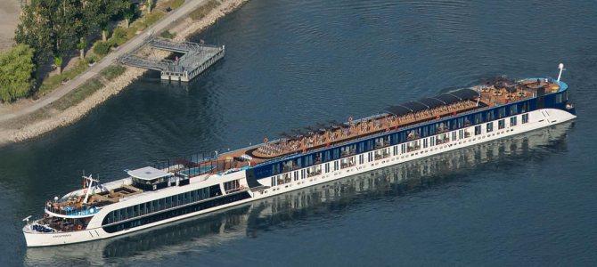 AMA Waterways inaugura el revolucionario AmaStella