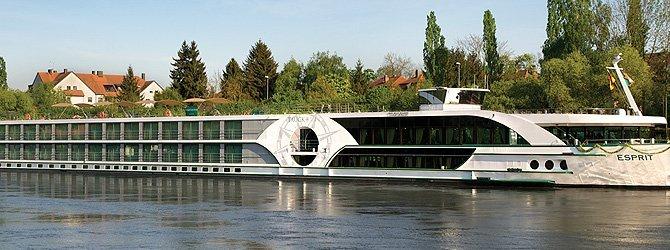 Tauck River Cruising bautiza el ms Grace en Holanda