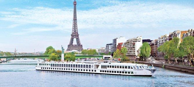 Uniworld presenta nuevos itinerarios por Francia para el 2017